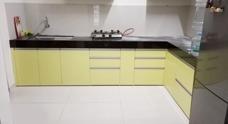 L Shaped Modular Kitchen Designs In Pune Grace Modular Kitchen